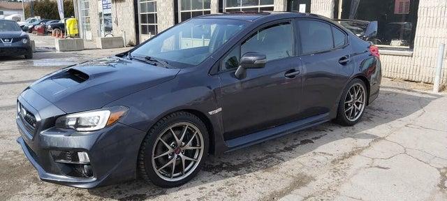 2015 Subaru WRX STI Sport-tech