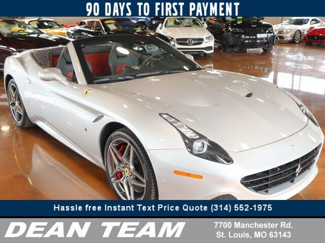 2016 Ferrari California T Roadster