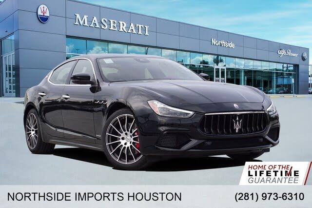 2021 Maserati Ghibli S GranSport RWD
