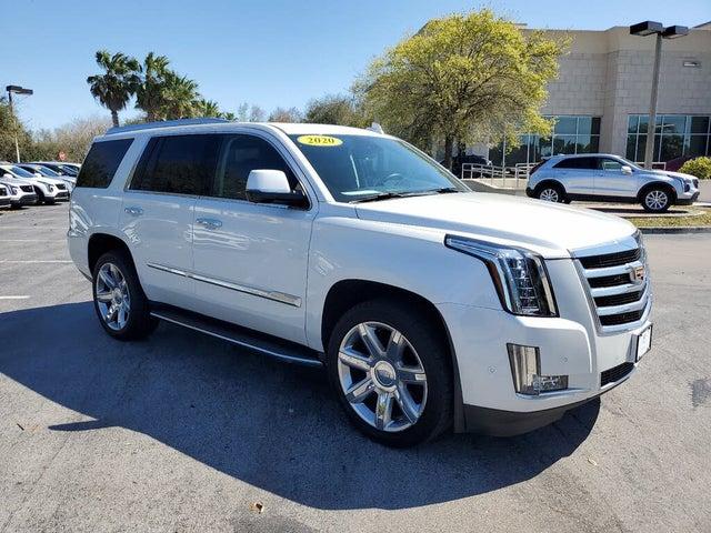 2020 Cadillac Escalade Luxury 4WD