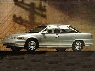 1995 Mercury Sable GS Sedan FWD