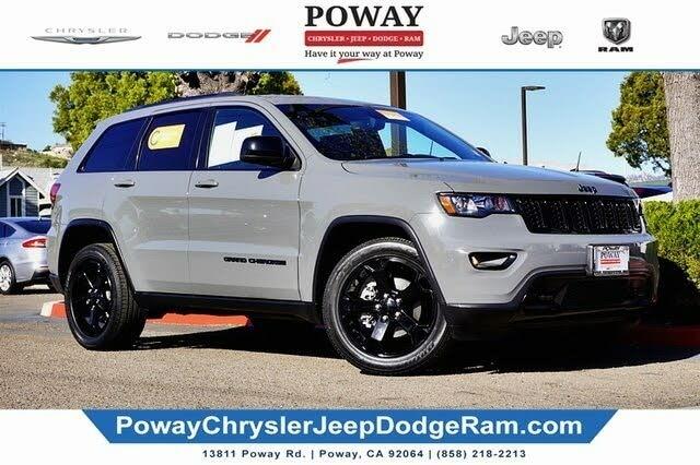 2020 Jeep Grand Cherokee Laredo RWD