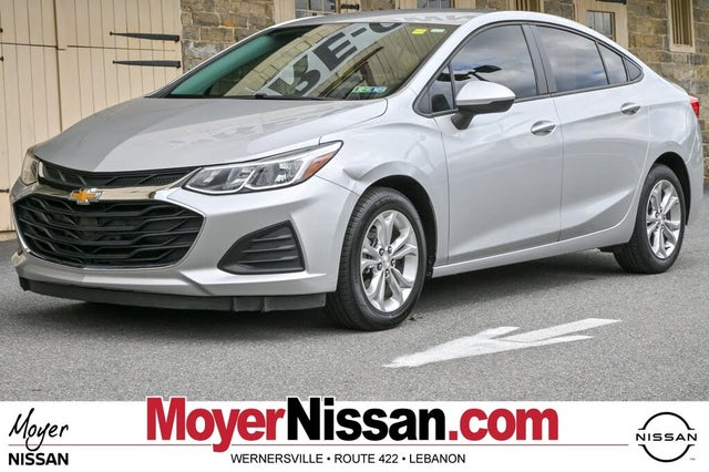 2019 Chevrolet Cruze LS Sedan FWD