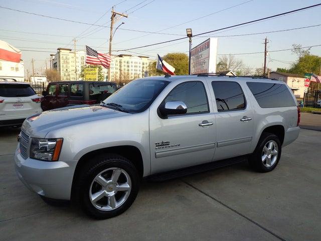 2014 Chevrolet Suburban 1500 LS RWD