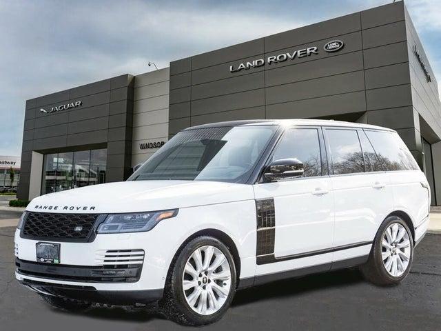 2020 Land Rover Range Rover P525 HSE V8 4WD