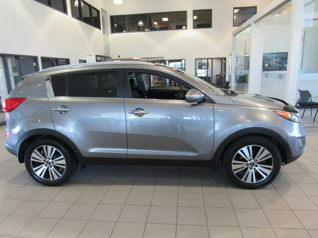 2016 Kia Sportage EX Luxury AWD