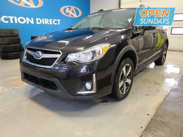2016 Subaru Crosstrek Hybrid Base