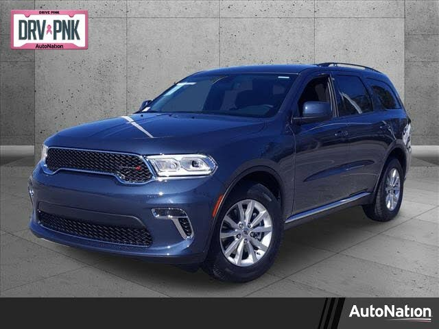 2021 Dodge Durango SXT Plus RWD
