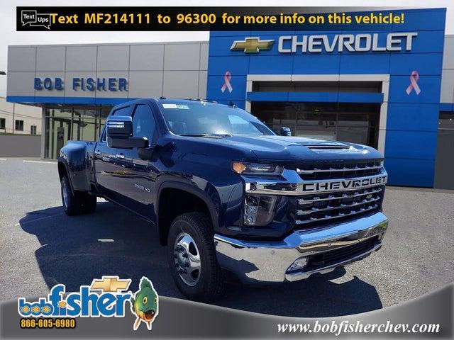 2021 Chevrolet Silverado 3500HD LTZ Crew Cab 4WD