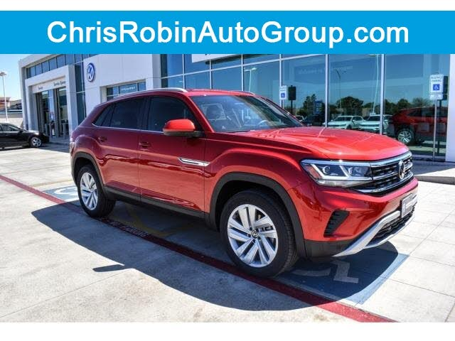 2021 Volkswagen Atlas Cross Sport 2.0T SE 4Motion AWD with Technology