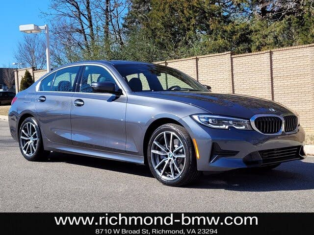 2021 BMW 3 Series 330i xDrive AWD