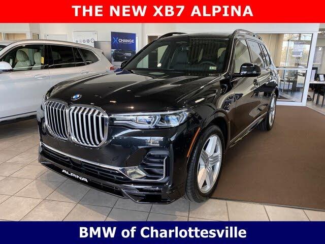 2021 BMW X7 Alpina XB7 AWD
