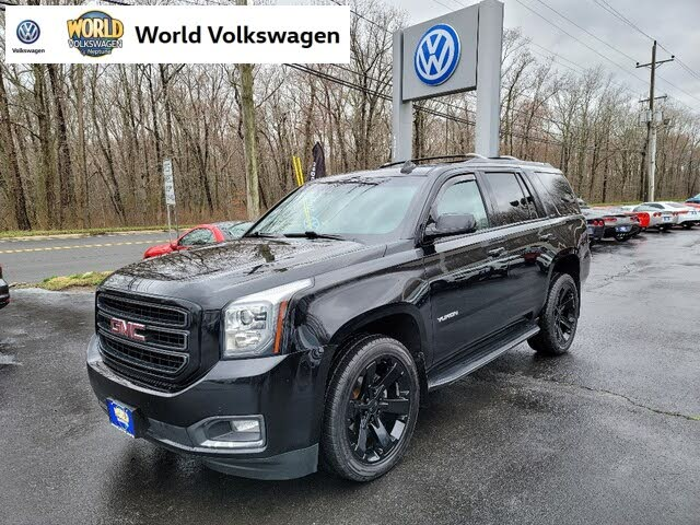 2019 GMC Yukon SLT 4WD