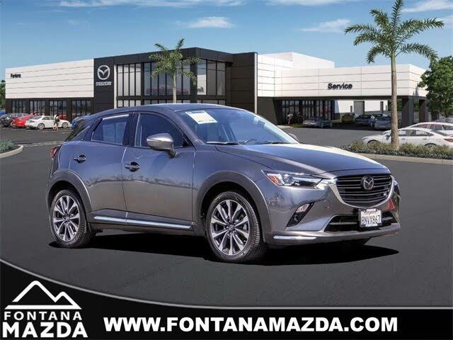 2019 Mazda CX-3 Grand Touring FWD