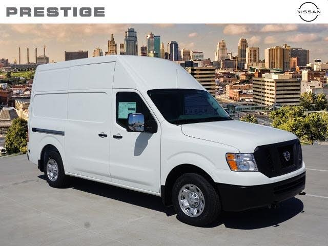 2021 Nissan NV Cargo 3500 HD SV with High Roof RWD