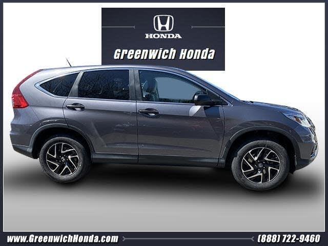 2016 Honda CR-V SE AWD