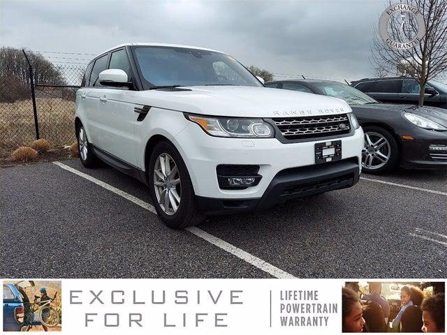 2017 Land Rover Range Rover Sport Td6 SE 4WD