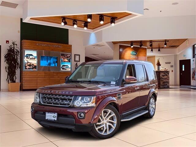 2016 Land Rover LR4 AWD