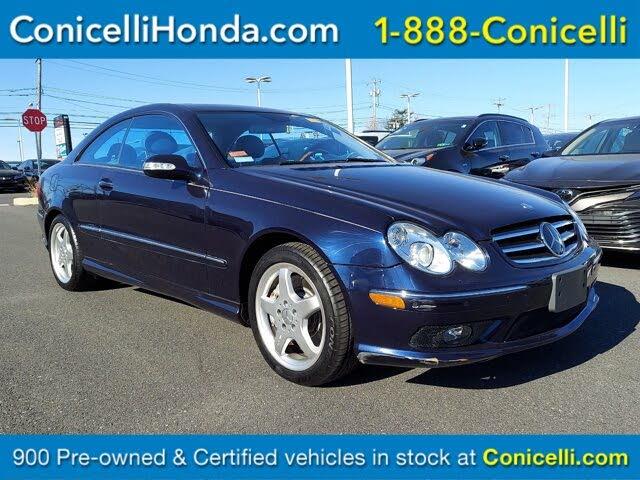 2003 Mercedes-Benz CLK-Class CLK 500 Coupe