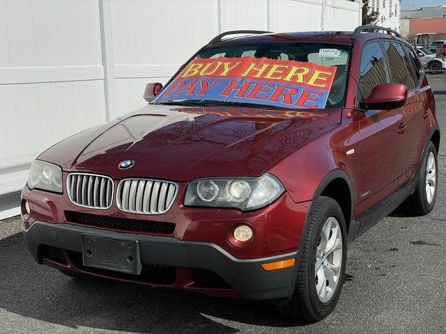 2010 BMW X3 xDrive30i AWD