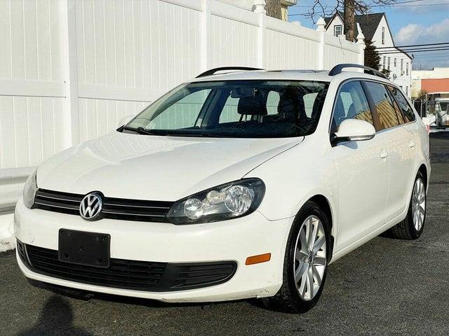 2011 Volkswagen Jetta SportWagen SE FWD