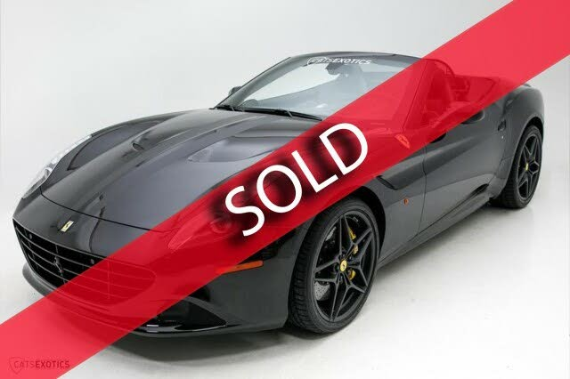 2015 Ferrari California T Roadster