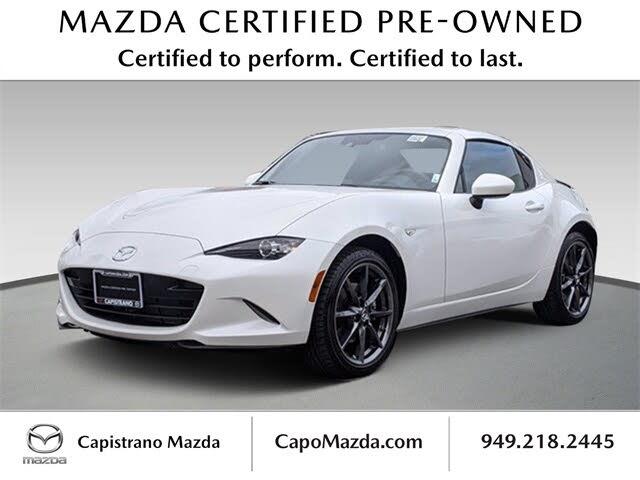 2020 Mazda MX-5 Miata RF Grand Touring RWD