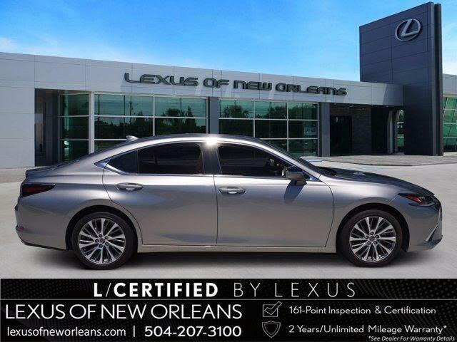 2019 Lexus ES 350 Luxury FWD