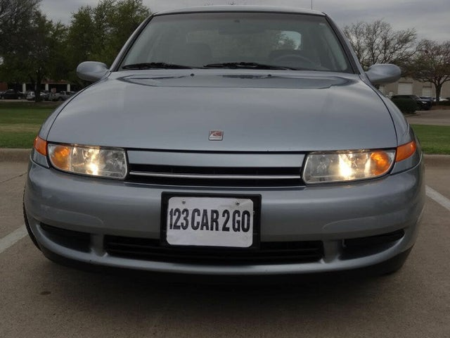 2002 Saturn L-Series 4 Dr L200 Sedan