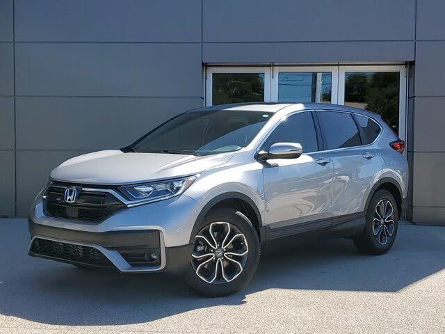 2020 Honda CR-V EX-L FWD