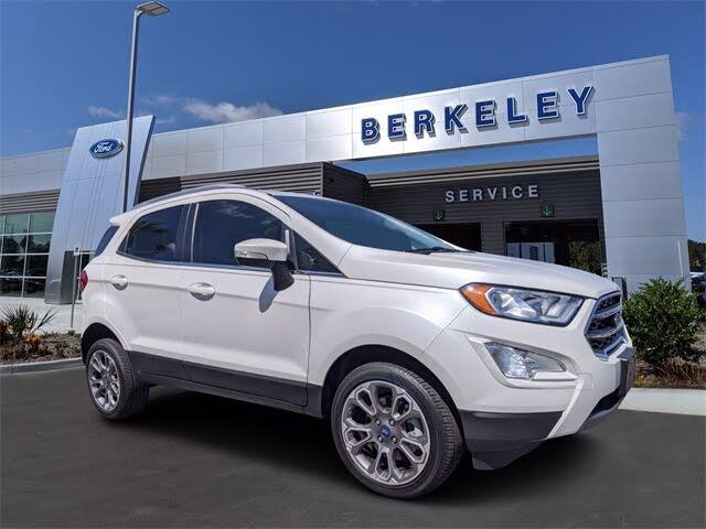 2019 Ford EcoSport Titanium AWD