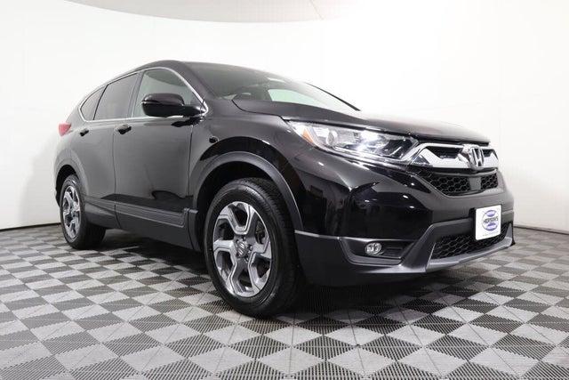 2019 Honda CR-V EX-L AWD