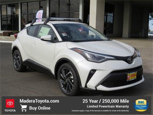 2021 Toyota C-HR Limited FWD