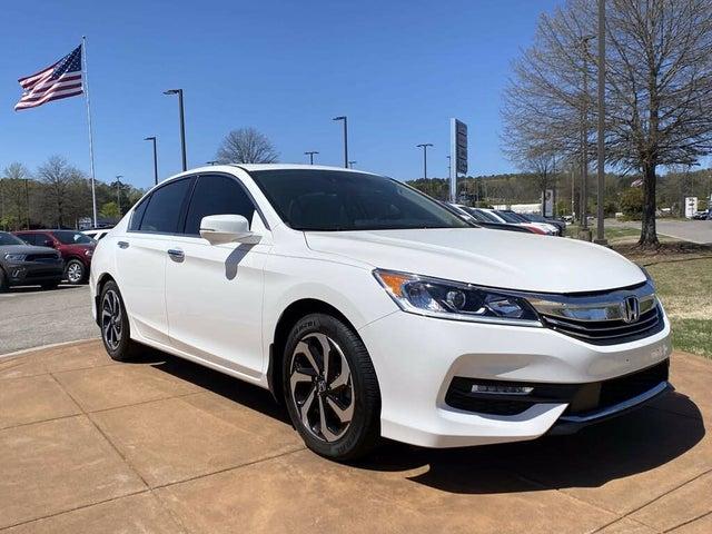 2017 Honda Accord V6 EX-L FWD with Navigation and Honda Sensing