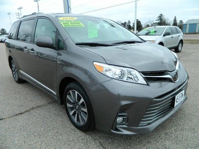 2020 Toyota Sienna Limited Premium 7-Passenger AWD