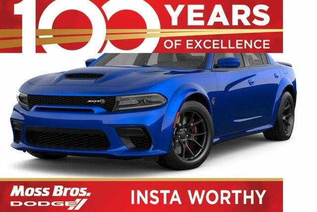 2021 Dodge Charger SRT Hellcat Redeye Widebody RWD