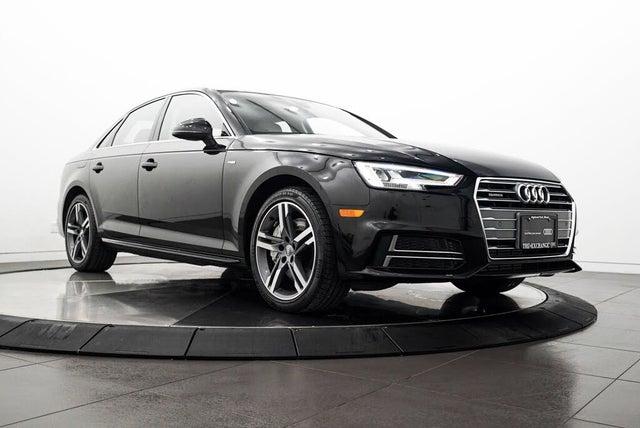 2018 Audi A4 2.0T quattro Premium Plus AWD