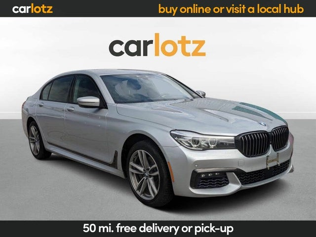 2017 BMW 7 Series 740i xDrive AWD