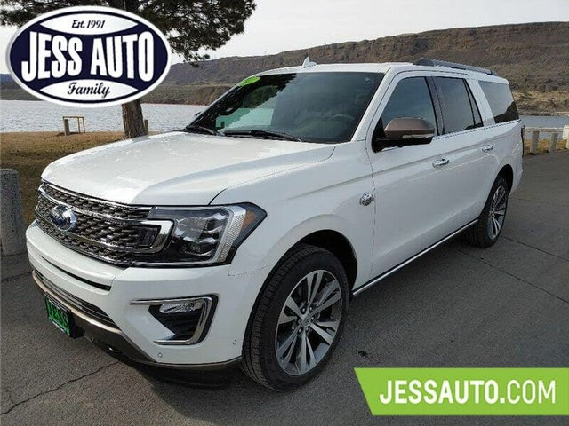 2021 Ford Expedition MAX King Ranch 4WD