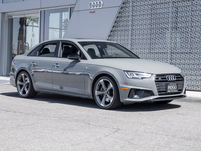 2019 Audi S4 3.0T quattro Premium Plus Sedan AWD