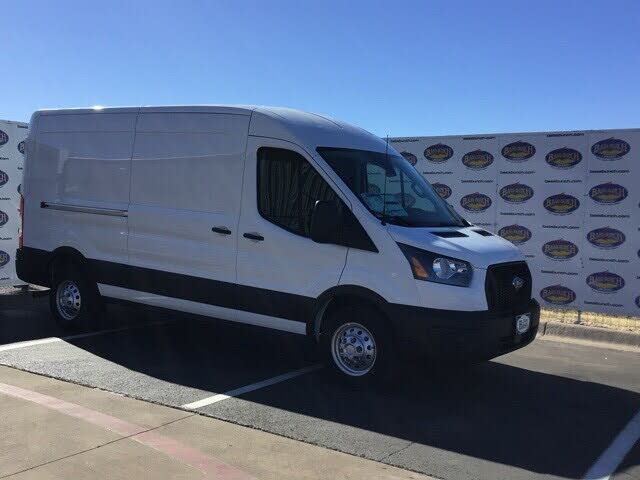 2021 Ford Transit Cargo 250 Medium Roof AWD