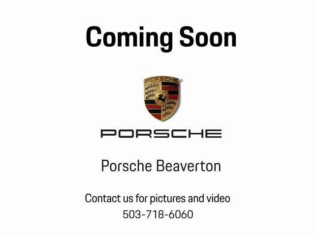 2017 Porsche Cayenne AWD