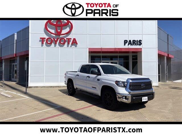 2021 Toyota Tundra SR5 CrewMax RWD