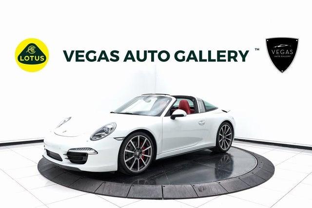 2016 Porsche 911 Targa 4S AWD