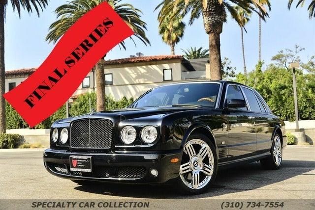 2009 Bentley Arnage T RWD