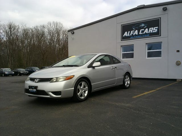 2008 Honda Civic Coupe EX-L Auto