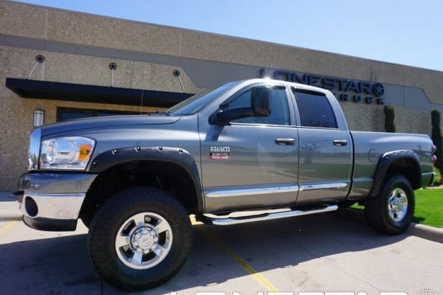 2008 Dodge RAM 2500 Laramie Quad Cab 4WD