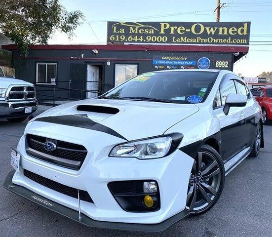 2016 Subaru WRX Premium AWD