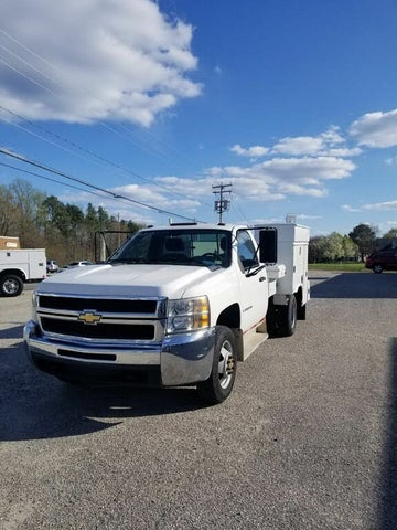 2009 Chevrolet Silverado 3500HD Chassis Work Truck 4WD