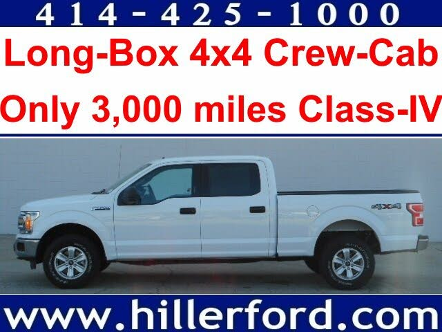 2020 Ford F-150 XLT SuperCrew LB 4WD